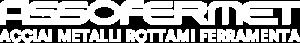 logo assofermet acciai metalli rottami ferramenta 300x43 - Homepage